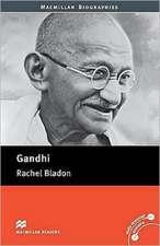Macmillan Readers Gandhi Pre Intermediate Without CD Reader