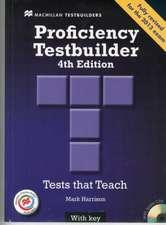 New Proficiency Testbuilder Student Book - Audio CD + Key + MPO Pack
