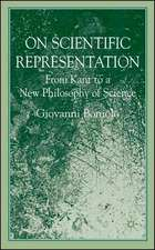 On Scientific Representations: From Kant to a New Philosophy of Science