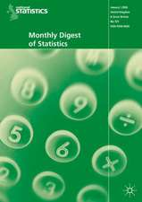 Monthly Digest of Statistics Vol 736, April 2007
