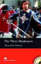 Dumas, A: The Three Musketeers - With Audio CD