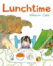 Lunchtime. Rebecca Cobb:  The Autobiography