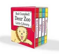 Campbell, R: Dear Zoo Little Library