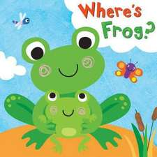 Squeaky Bath Books: Where's Frog?