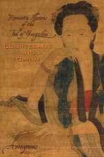 Courtesans and Opium – Romantic Illusions of the Fool of Yangzhou