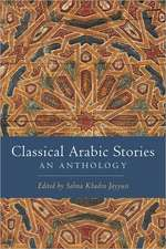 Classical Arabic Stories – An Anthology