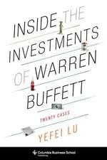 Inside the Investments of Warren Buffett – Twenty Cases