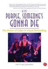 If It's Purple, Someone's Gonna Die