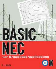 Basic NEC with Broadcast Applications [With CDROM]:  Inspired Techniques from Industry Legends