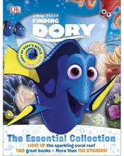 Disney Pixar Finding Dory The Essential Collection: Includes 2 books and more than 150 stickers