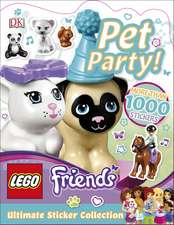LEGO Friends Pet Party! Ultimate Sticker Collection