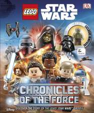 LEGO® Star Wars™ Chronicles of the Force: With Exclusive Minifigure