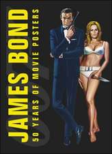 James Bond 50 Years of Movie Posters