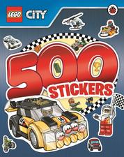 LEGO City: 500 Stickers