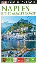DK Eyewitness Travel Guide Naples & the Amalfi Coast
