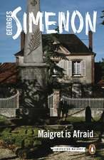 Maigret is Afraid: Inspector Maigret #42