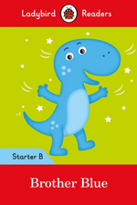 Brother Blue - Ladybird Readers Starter Level B