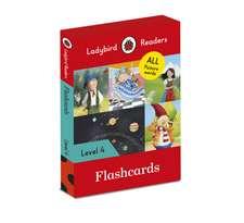 Ladybird Readers Level 4 Flashcards