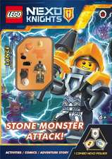LEGO NEXO KNIGHTS: Stone Monster Attack!