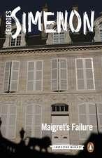 Maigret's Failure: Inspector Maigret #49