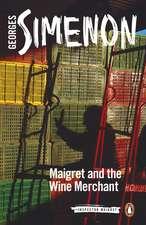Maigret and the Wine Merchant