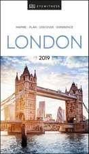 DK Eyewitness Travel Guide London: 2019