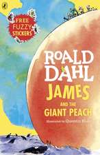 James and the Giant Peach: Novelty Edition
