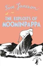 The Exploits of Moominpappa
