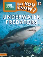 Do You Know? Level 2 – BBC Earth Underwater Predators