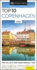 DK Eyewitness Top 10 Copenhagen: 2020 (Travel Guide)