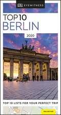 DK Eyewitness Top 10 Berlin: 2020
