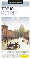 DK Eyewitness Top 10 Rome: 2020