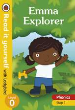 Emma Explorer – Read it yourself with Ladybird Level 0: Step 1