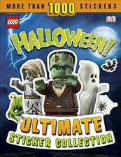 LEGO Halloween! Ultimate Sticker Collection