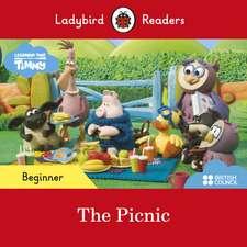Ladybird Readers Beginner Level - Timmy Time: The Picnic (ELT Graded Reader)