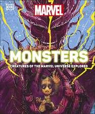 Marvel Monsters