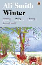 Winter: from the Man Booker Prize-shortlisted author