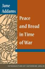 Peace and Bread in Time of War