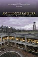 An Illinois Sampler: Teaching and Research on the Prairie