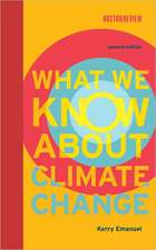 What we know about Climate Change 2e