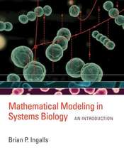 Mathematical Modeling in Systems Biology – An Introduction