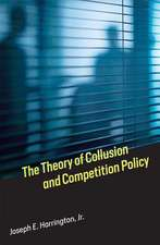 The Theory of Collusion and Competition Policy