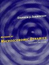 Methods of Macroeconomic Dynamics 2e