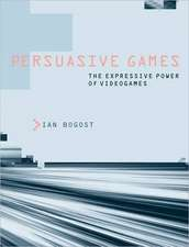 Persuasive Games – The Expressive Power of Video Games