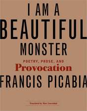 I am a Beautiful Monster – Poetry, Prose, and Provocation