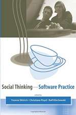 Social Thinking–Software Practice