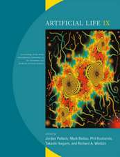 Artificial Life IX – Proceedings of the Ninth International Conference on the Simulation and Synthesis of Living Systems
