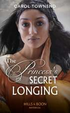 Princess's Secret Longing