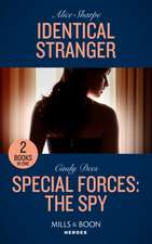 Sharpe, A: Identical Stranger