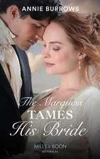Marquess Tames His Bride
